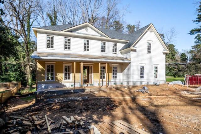 6550 Scott Valley Road, Atlanta, GA 30328 (MLS #6121108) :: Kennesaw Life Real Estate