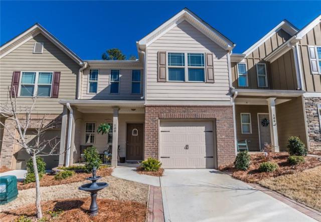 108 Oakview Passage, Canton, GA 30114 (MLS #6121118) :: Path & Post Real Estate