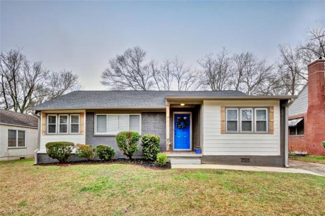 1853 Brandywine Street SW, Atlanta, GA 30310 (MLS #6121133) :: North Atlanta Home Team