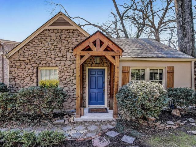 462 Deering Road NW, Atlanta, GA 30309 (MLS #6121136) :: Charlie Ballard Real Estate
