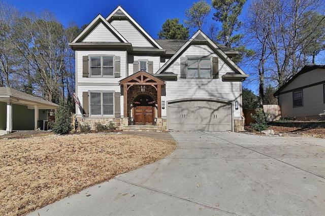 1596 Dresden Drive NE, Brookhaven, GA 30319 (MLS #6121272) :: North Atlanta Home Team