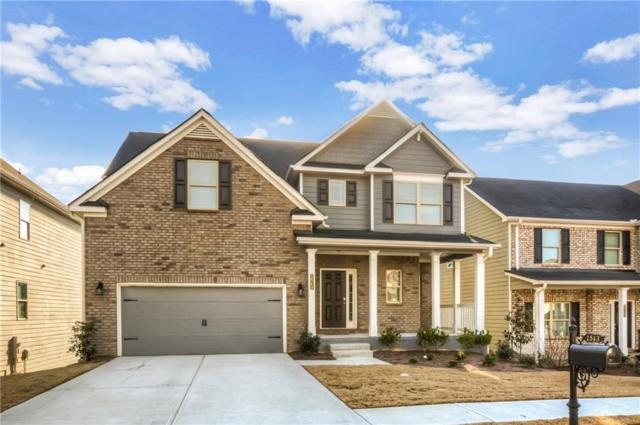 1543 Sooner Court, Lawrenceville, GA 30045 (MLS #6121304) :: North Atlanta Home Team