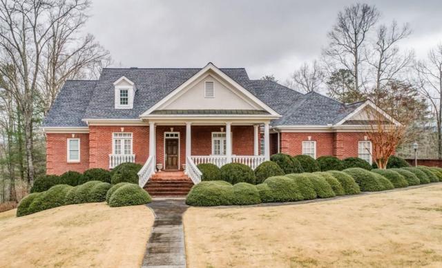 182 Whispering Oaks Drive, Ellijay, GA 30536 (MLS #6121320) :: North Atlanta Home Team