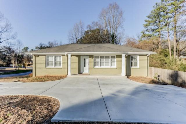 797 Powder Springs Street, Smyrna, GA 30080 (MLS #6121336) :: Charlie Ballard Real Estate