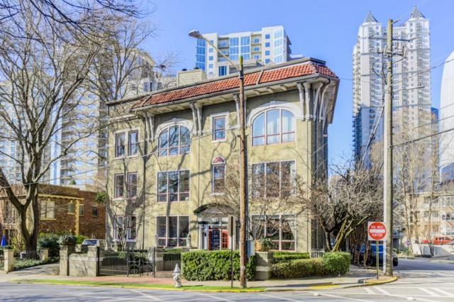 1116 NE Piedmont Avenue NE #7, Atlanta, GA 30309 (MLS #6121339) :: Charlie Ballard Real Estate