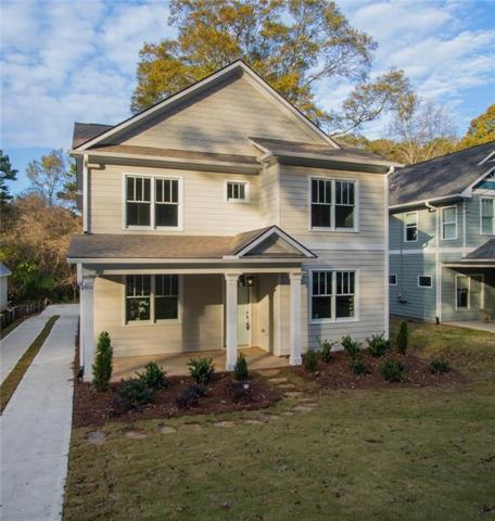 1854 Braeburn Circle SE, Atlanta, GA 30316 (MLS #6121356) :: The Justin Landis Group