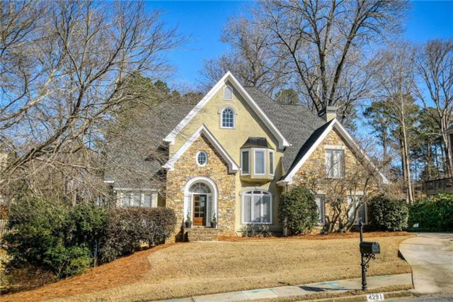 4291 Quail Ridge Way, Peachtree Corners, GA 30092 (MLS #6121374) :: Buy Sell Live Atlanta