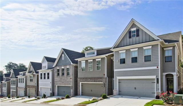 351 Gaines Street #49, Marietta, GA 30060 (MLS #6121390) :: North Atlanta Home Team