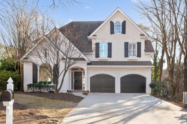 4217 Gateswalk Way SE, Smyrna, GA 30080 (MLS #6121394) :: Charlie Ballard Real Estate