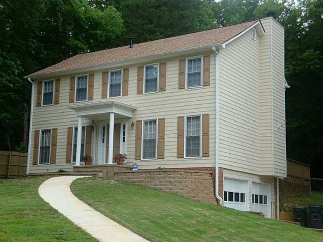 1260 Ashley Lake Drive, Marietta, GA 30062 (MLS #6121395) :: Kennesaw Life Real Estate