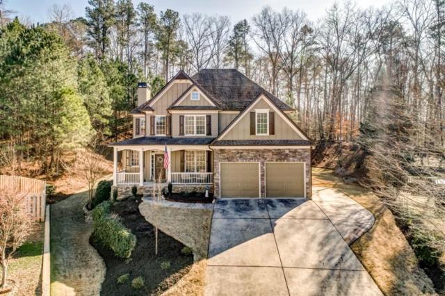 223 Briarwood Lane, Canton, GA 30114 (MLS #6121396) :: Charlie Ballard Real Estate