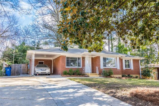 2434 Graywall Street, East Point, GA 30344 (MLS #6121405) :: The Zac Team @ RE/MAX Metro Atlanta