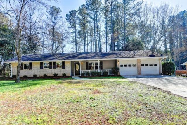 892 Pinecrest Circle SW, Lilburn, GA 30047 (MLS #6121434) :: North Atlanta Home Team