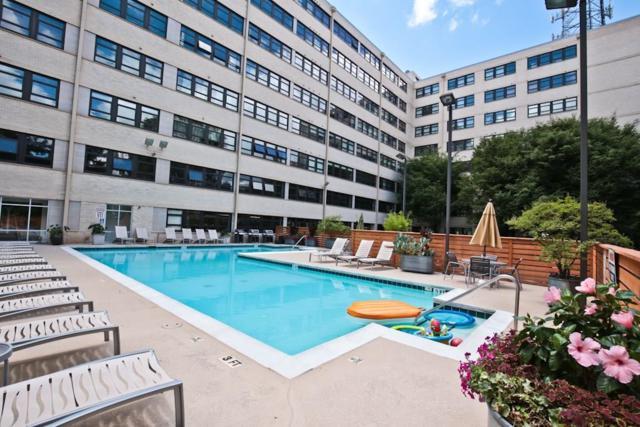 878 Peachtree Street #723, Atlanta, GA 30309 (MLS #6121444) :: Charlie Ballard Real Estate