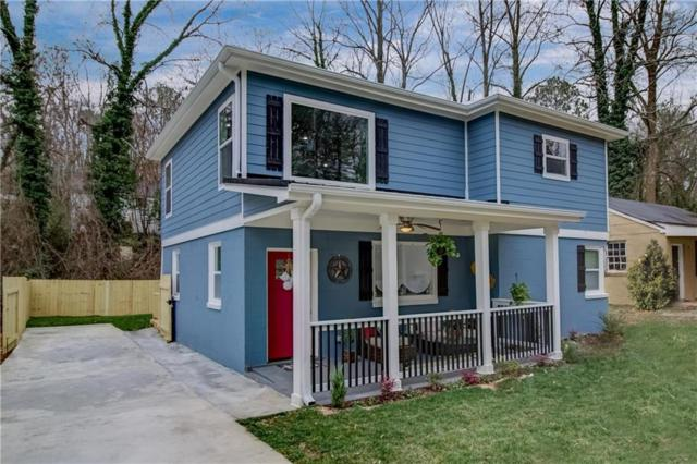 1314 Graymont Drive, Atlanta, GA 30310 (MLS #6121452) :: North Atlanta Home Team