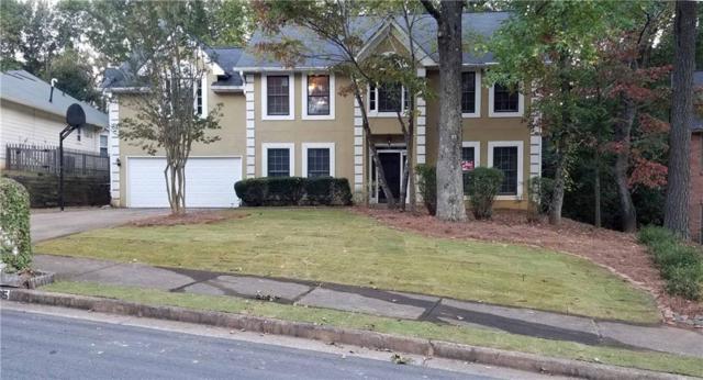4365 Pinehollow Court, Alpharetta, GA 30022 (MLS #6121461) :: Kennesaw Life Real Estate