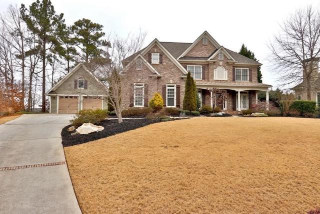 810 Lake Ridge Court, Canton, GA 30114 (MLS #6121481) :: Charlie Ballard Real Estate