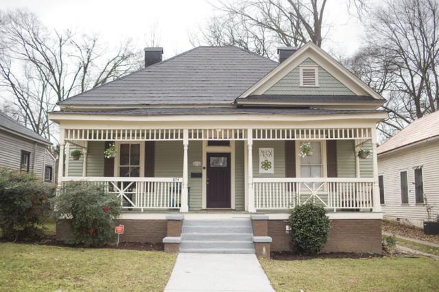 874 Beecher Street SW, Atlanta, GA 30310 (MLS #6121485) :: North Atlanta Home Team