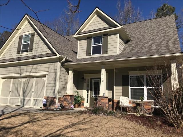 4123 Creekrun Circle, Buford, GA 30519 (MLS #6121506) :: RE/MAX Paramount Properties
