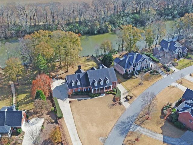8 Oxford Drive, Cartersville, GA 30120 (MLS #6121521) :: Kennesaw Life Real Estate