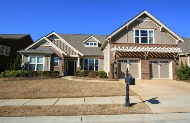 3752 Golden Leaf Point SW, Gainesville, GA 30504 (MLS #6121545) :: The Russell Group