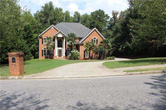 405 N Fields Pass, Milton, GA 30004 (MLS #6121548) :: Team Schultz Properties