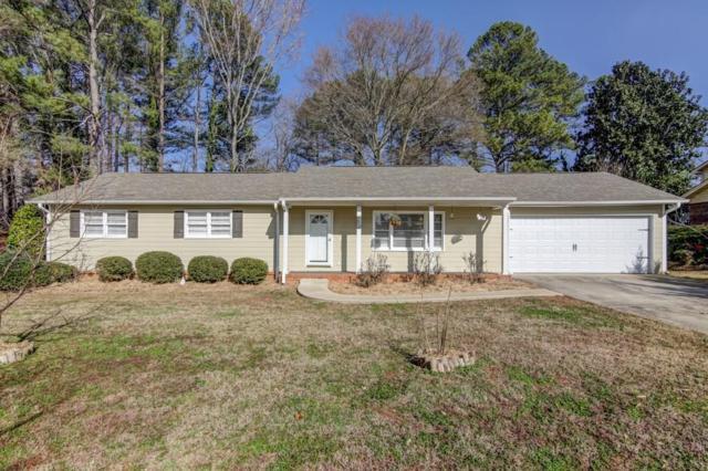 590 Donna Drive SW, Smyrna, GA 30082 (MLS #6121556) :: North Atlanta Home Team