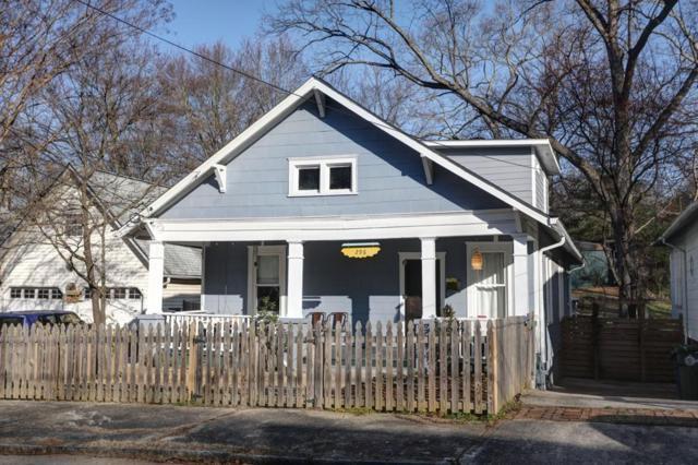 296 Cherokee Place SE, Atlanta, GA 30312 (MLS #6121611) :: The Justin Landis Group