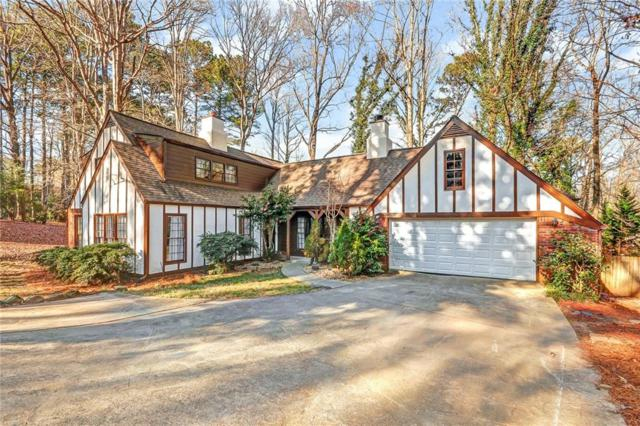 3601 Miller Farms Lane, Peachtree Corners, GA 30096 (MLS #6121617) :: Buy Sell Live Atlanta
