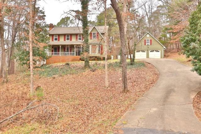 376 Mcrae Drive, Canton, GA 30115 (MLS #6121633) :: Charlie Ballard Real Estate