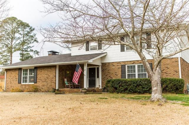 24 Ridge Haven Drive NW, Rome, GA 30165 (MLS #6121676) :: Main Street Realtors