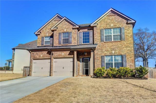 819 Sienna Valley Drive, Braselton, GA 30517 (MLS #6121710) :: The Russell Group