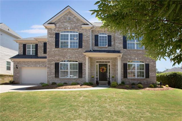 418 Long Branch Way, Canton, GA 30115 (MLS #6121826) :: Path & Post Real Estate