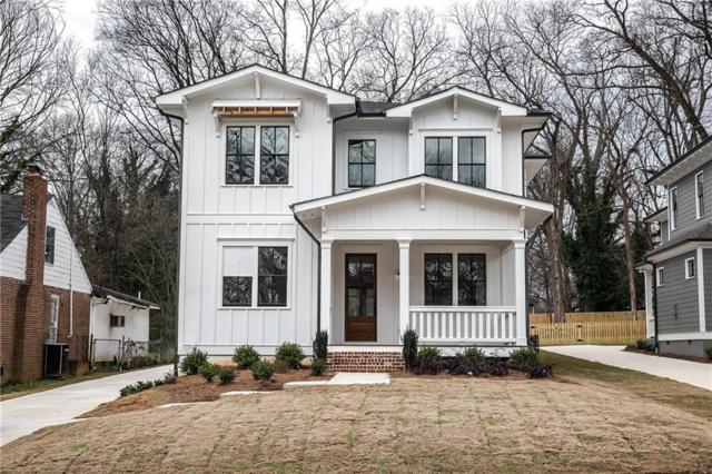 218 Kirkwood Road, Atlanta, GA 30317 (MLS #6121847) :: The Zac Team @ RE/MAX Metro Atlanta