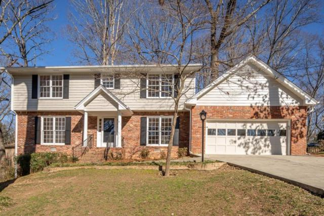 1370 Winding Branch Circle, Dunwoody, GA 30338 (MLS #6121861) :: RE/MAX Paramount Properties