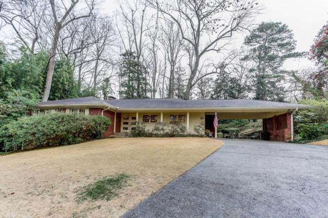 973 Wendover Drive NE, Atlanta, GA 30319 (MLS #6121876) :: North Atlanta Home Team