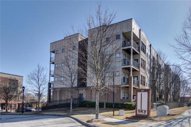 898 Oak Street SW #1222, Atlanta, GA 30310 (MLS #6121891) :: Hollingsworth & Company Real Estate