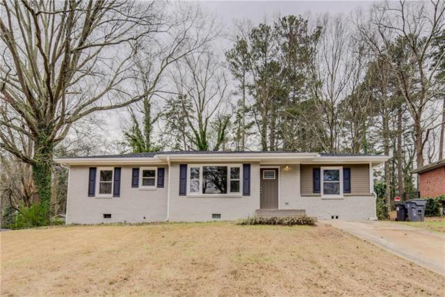 2218 Bonner Road, East Point, GA 30344 (MLS #6121911) :: Path & Post Real Estate