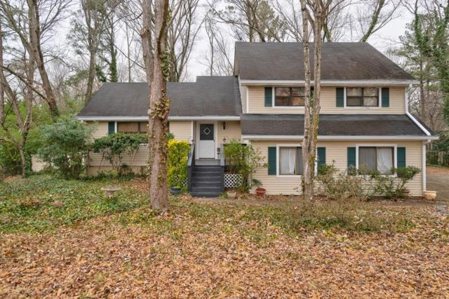 560 Tollwood Drive, Roswell, GA 30075 (MLS #6121925) :: Buy Sell Live Atlanta