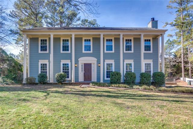 670 Barrington Way, Roswell, GA 30076 (MLS #6121951) :: RE/MAX Paramount Properties