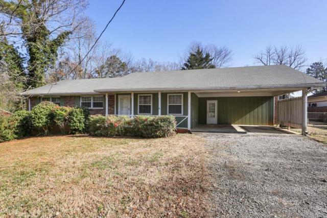 4140 Worth Street NW, Acworth, GA 30101 (MLS #6121979) :: GoGeorgia Real Estate Group