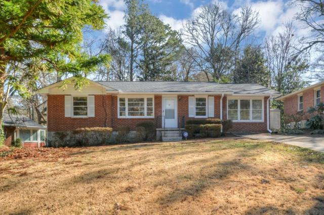 2455 Woodridge Drive, Decatur, GA 30033 (MLS #6121999) :: Iconic Living Real Estate Professionals