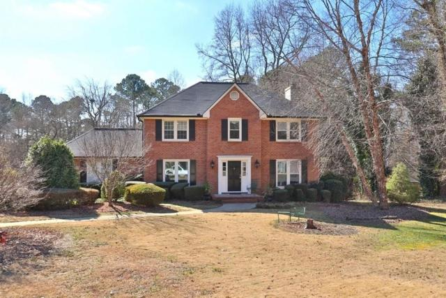105 Major Court, Roswell, GA 30076 (MLS #6122013) :: RE/MAX Paramount Properties