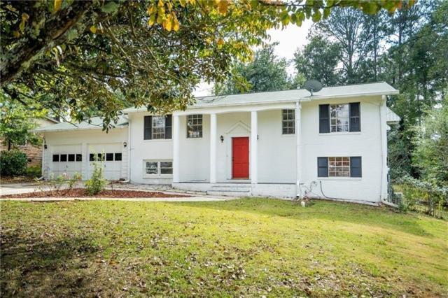 500 Concord Woods Drive SE, Smyrna, GA 30082 (MLS #6122049) :: North Atlanta Home Team