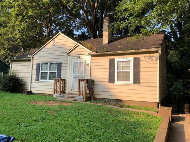 1642 Oak Knoll Circle SE, Atlanta, GA 30315 (MLS #6122115) :: RE/MAX Paramount Properties
