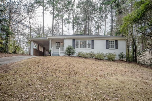 2277 Vistamont Drive, Decatur, GA 30033 (MLS #6122132) :: The Justin Landis Group