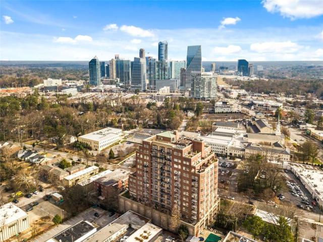 3180 Mathieson Drive #902, Atlanta, GA 30305 (MLS #6122157) :: The North Georgia Group