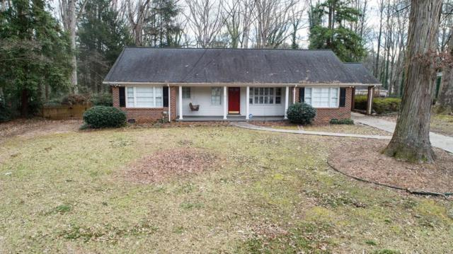 444 Hilderbrand Drive, Sandy Springs, GA 30328 (MLS #6122215) :: North Atlanta Home Team
