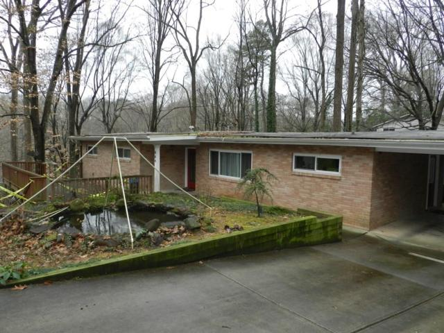 884 Vistavia Circle, Decatur, GA 30033 (MLS #6122225) :: The Justin Landis Group