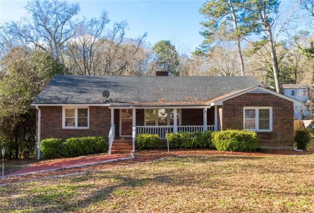 1761 Brewer Boulevard SW, Atlanta, GA 30310 (MLS #6122234) :: North Atlanta Home Team